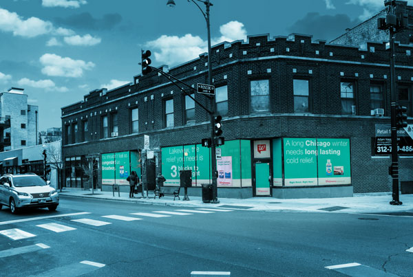 Walgreens: Right Relief in Chicago